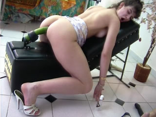 mature fistee enorme bite anal